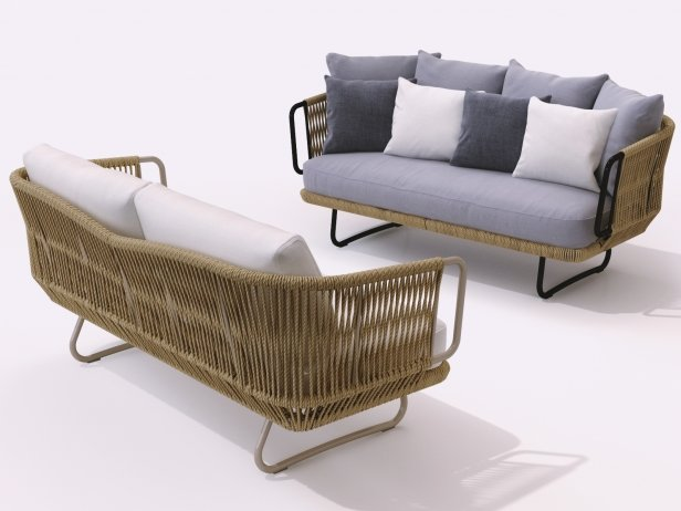 Babylon Sofa 1