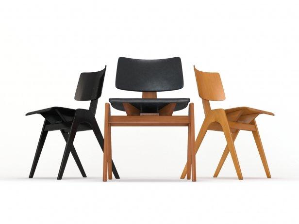 Hille Stak Chair 4