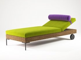 Charles Chaise Lounge