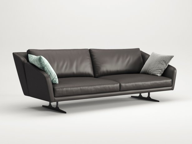 Nikita 3-Seater Sofa 1