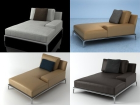 Park chaiselongue