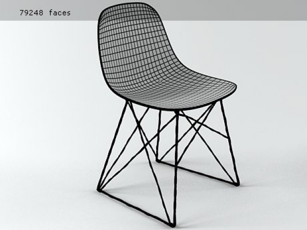 Carbon Chair 7