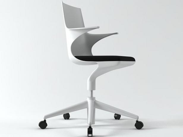 Gentil Spoon Chair 2