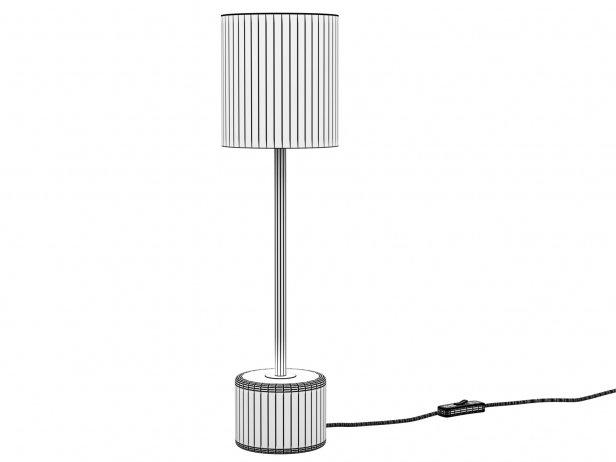 Elk 1 Light Table Lamp 3