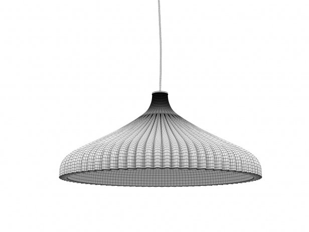 Calicot Suspended Ceiling Light 5