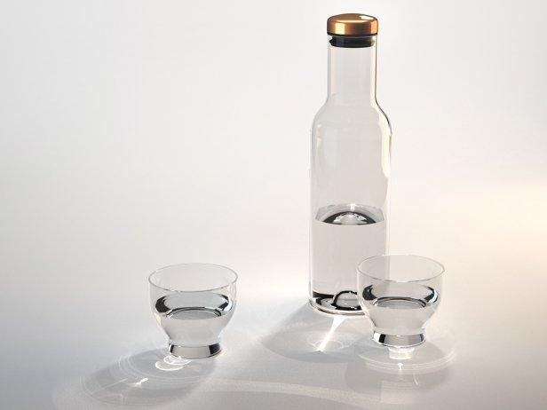 Bottle Carafe 3