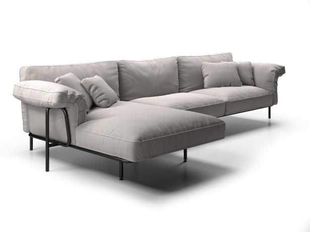 DS-610 Corner Sofa 2