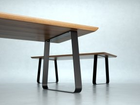 Vilna Extendable Dining Table 180