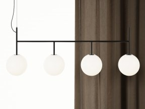 TR Bulb Suspension Lamp