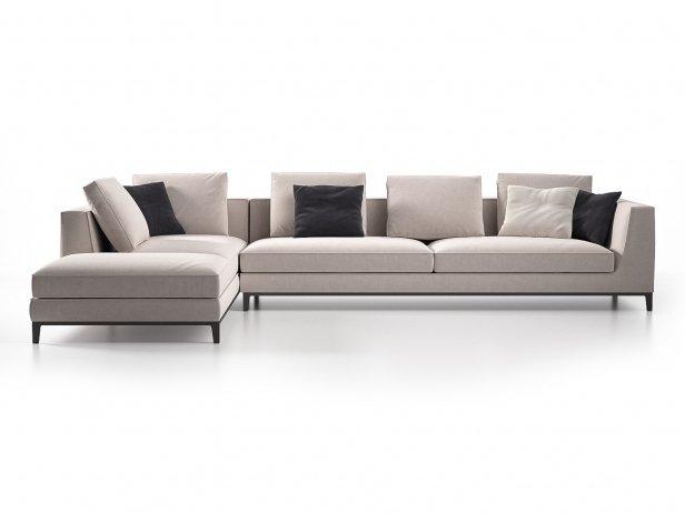 Lucrezia modular sofa 3d model b b italia italy for B b sofa