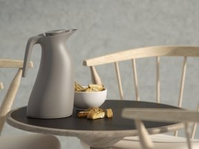 GEORG JENSEN Beak Thermo Jug and Cookies