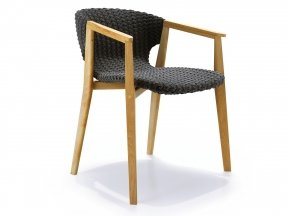 Knit Dining Armchair