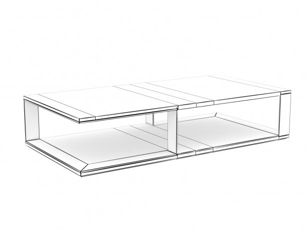 Hector Coffee Table 4