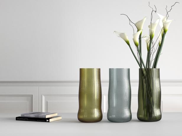 Car Light Vase 2