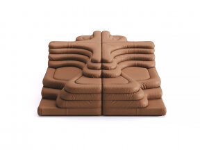 DS-1025 Terrazza Sofa Set 3