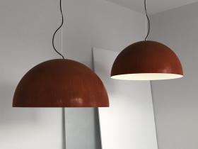 Luna Rossa Large Pendant Lamp