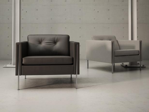 andy armchair mod le 3d ligne roset. Black Bedroom Furniture Sets. Home Design Ideas