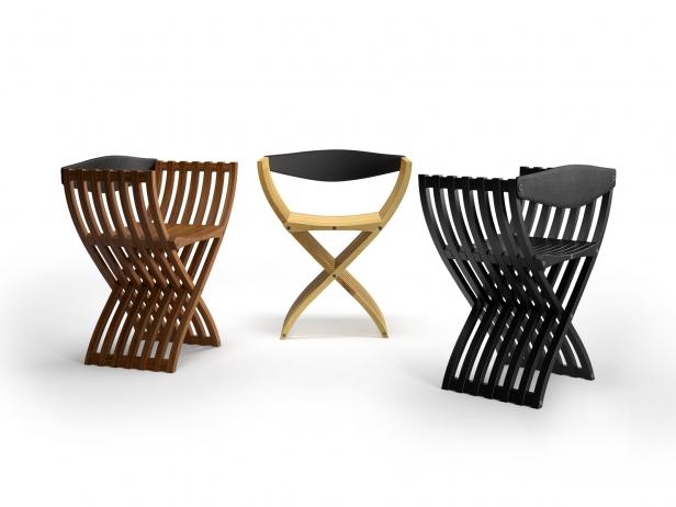 Curule Folding Chair 4