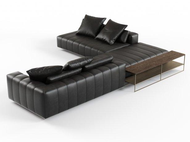 Freeman Corner Sofa System H 7