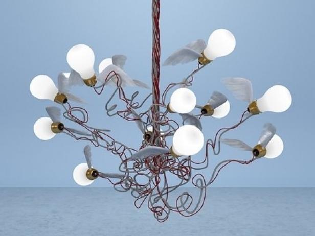 Birdie pendant lamp 8