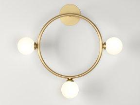 Circle Wall Lamps