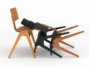 Hille Stak Chair