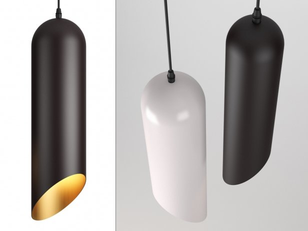 Pipe Pendant Light 4