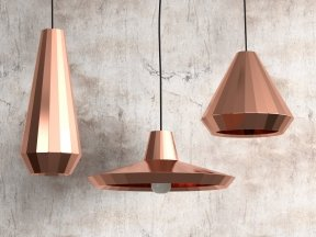 Copper Lights