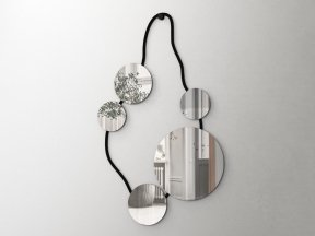 Wall Jewellery Mirrors