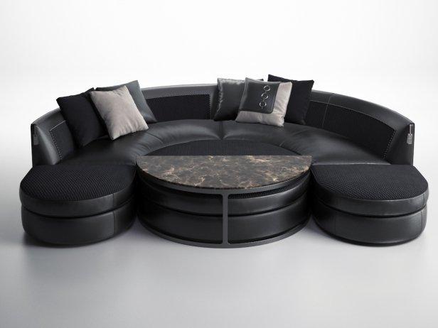 Borromeo Modular Sofa 1