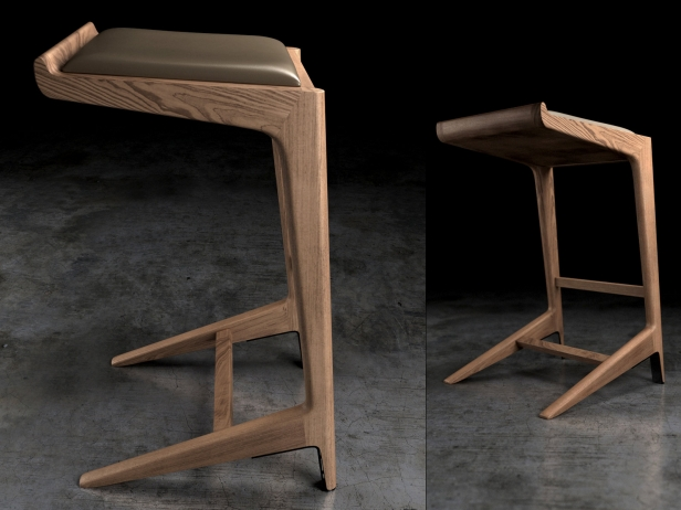 Curtis Stool 1