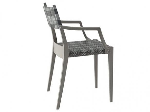 Play armchair braided 3
