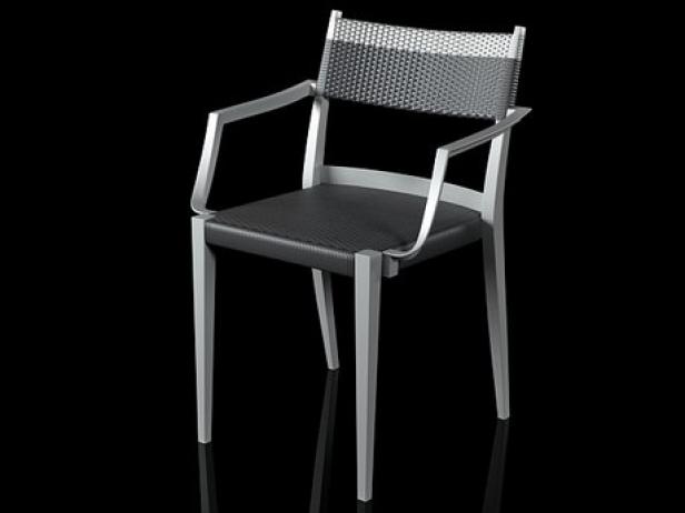 Play armchair braided 7