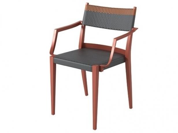 Play armchair braided 1