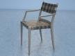 Play armchair braided 5