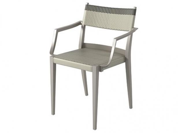 Play armchair braided 2