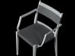Play armchair braided 8