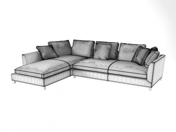 Victor Modular Sofa 7