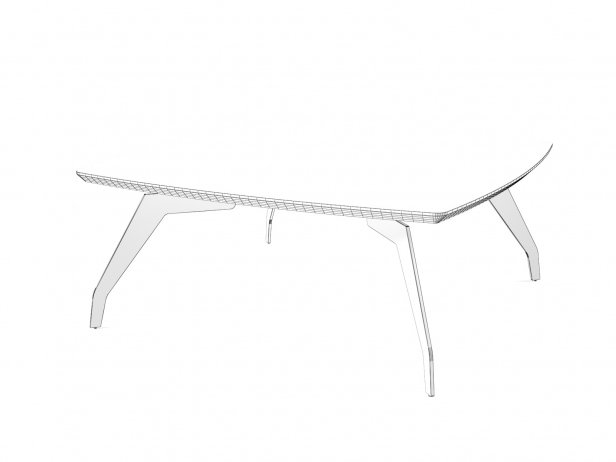 Jimmy Low Coffee Table 5