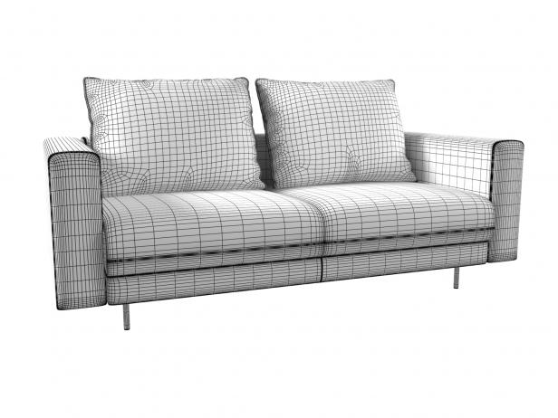 Enki 2-Seater Sofa 8