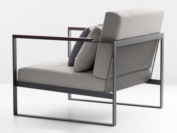 Garden Easy Chair 3