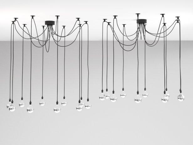 Asaki Pendant Light 2