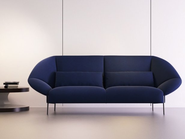 Paipai Large Sofa 3d Model Ligne Roset France