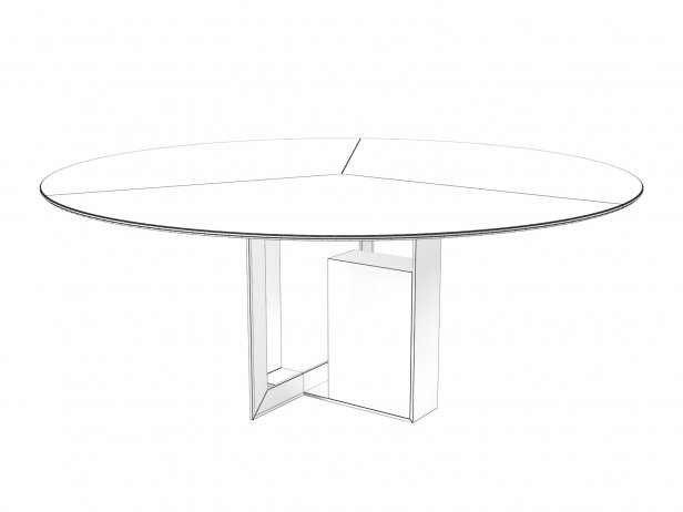 Moore Round Dining Tables 5