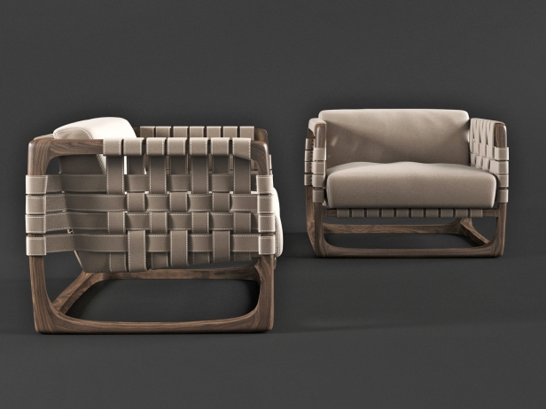 Bungalow Armchair 5