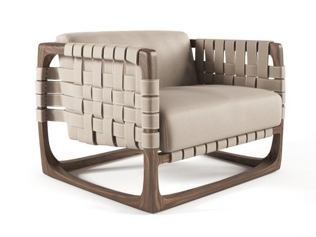 Bungalow Armchair 2