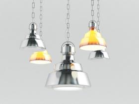 Glas Pendant Lamp