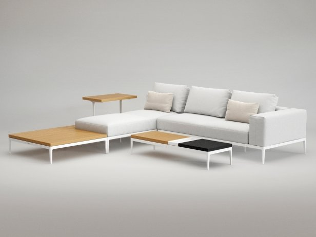 Outdoor Corner Sofa Comp A 2