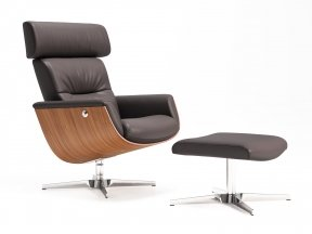 Evolution Relax Chair & Ottoman