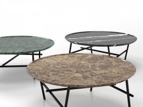 Yuragi Low Tables